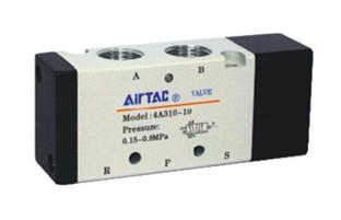 AirTAC气控阀/亚德客4A300系列