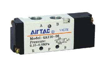 AirTAC气控阀/台湾亚德客4A100系列