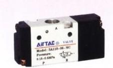 AirTAC/亚德客3A系列三口两位阀