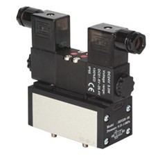 亚德客ISO标准电磁阀/AirTACESV200-400系列