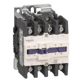 现货 低价 施耐德LC1D80008E7四级接触器