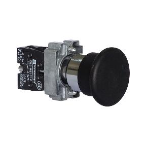 施耐德XB2BC21C按钮Harmony XB2系列  黑色