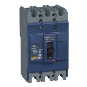 施耐德塑壳断路器 现货 EZD100E3060N断路器