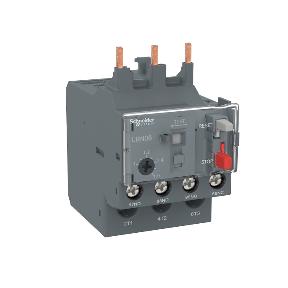 LRN08N施耐德E型3极热继电器