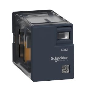 RXM4LB2BD小型继电器施耐德