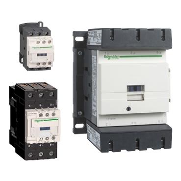施耐德接触器 低价出售 原装进口LC1D8011M7N