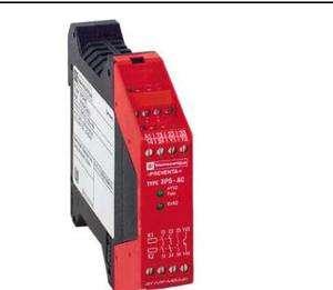 急停XPSAC5121施耐德安全继电器模块XPS