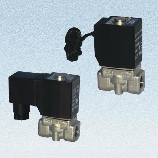 特价供应亚德客流体控制阀-2L系列(二口二位直动常闭型)