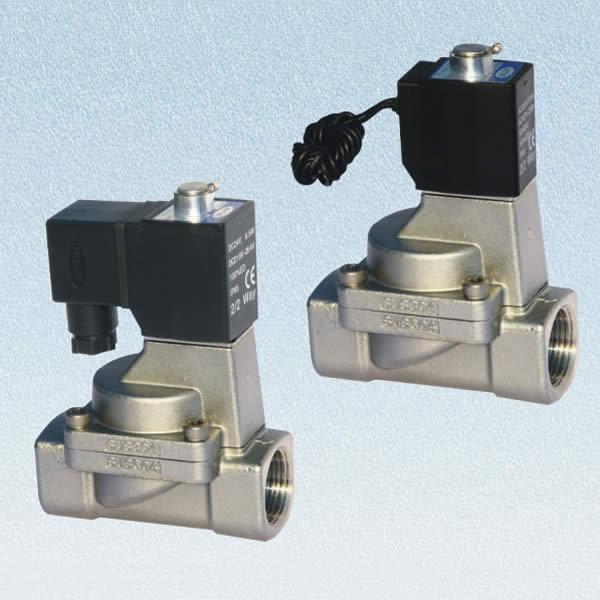 2KL系列(二口二位先导常开型)流体控制阀 Airtac流体控制阀