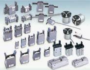 特价台湾原装气立可CHELIC机械夹气缸 夹爪气缸