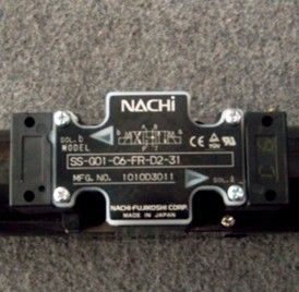 那智不二越NACHI柱塞泵型号VDS-0A(B)-1A1-10