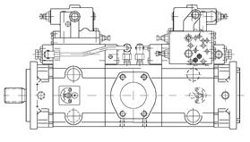V30Z型轴向变量柱塞泵德国哈威HAWE柱塞泵