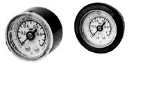 SMC禁油/外部铜系不可用的压力表 G46E