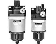 郑州smc带油雾分离器的减压阀MR单元AMR供应商