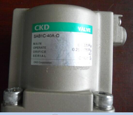 AVB系列CKD高真空气控阀出售