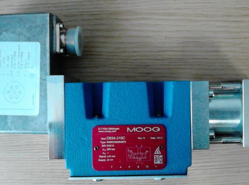 美国MOOG伺服阀MOOG-J761性价比超高