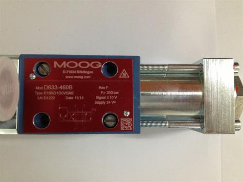 原装美国穆格MOOG伺服阀低价出售,MOOG伺服阀