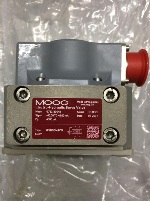 穆格MOOG伺服阀d660系列原装现货