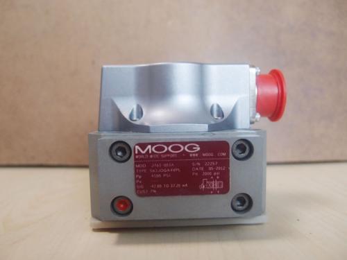 穆格MOOG伺服阀D662-4013系列火爆出售