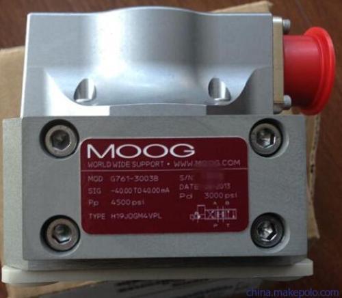 美国穆格电磁阀大量库存,MOOG电磁阀假一赔十