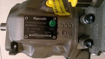 力士乐A10VO系列变量泵作用说明
