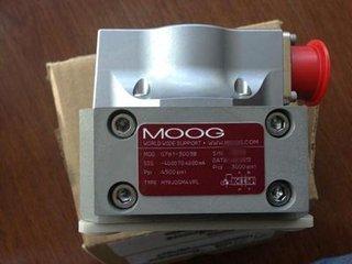 MOOG电液伺服阀现货型号清单