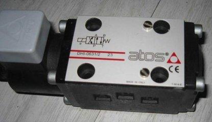 我司专业代理意大利ATOS阿托斯电磁换向阀