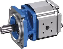 Rexroth先导式叶片泵PV7系列出售,力士乐叶片泵