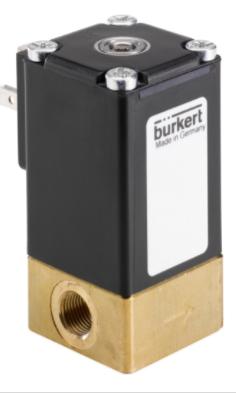BURKERT2863二位二通基本型比例阀,宝德经销商