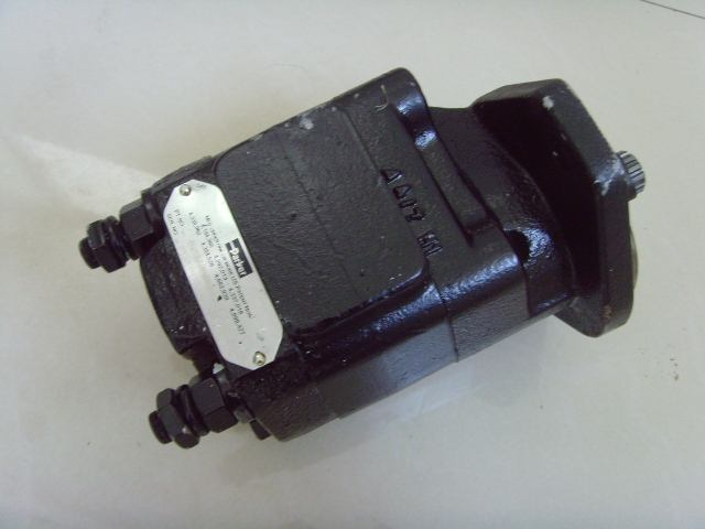 促销美国派克齿轮泵,PARKER齿轮泵结构