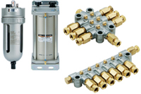 热销SMC自动补油型油雾器ALF系列,全新SMC