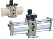 SMC增压阀VBA系列,SMC电磁阀操作说明