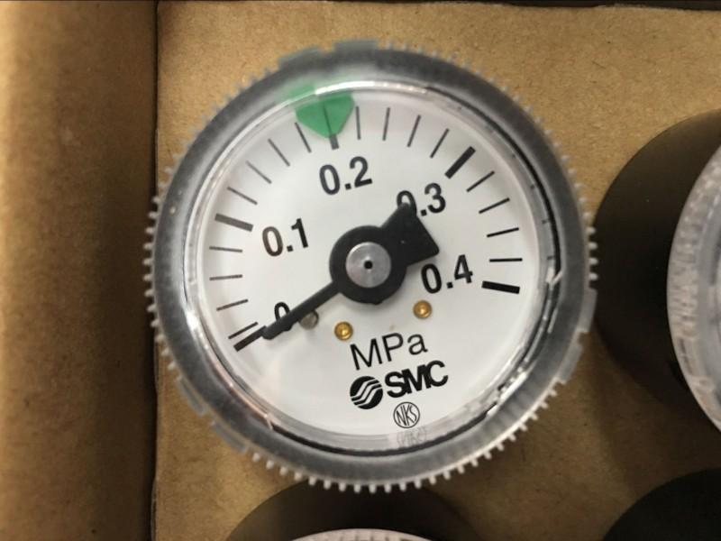 SMC压力表型号