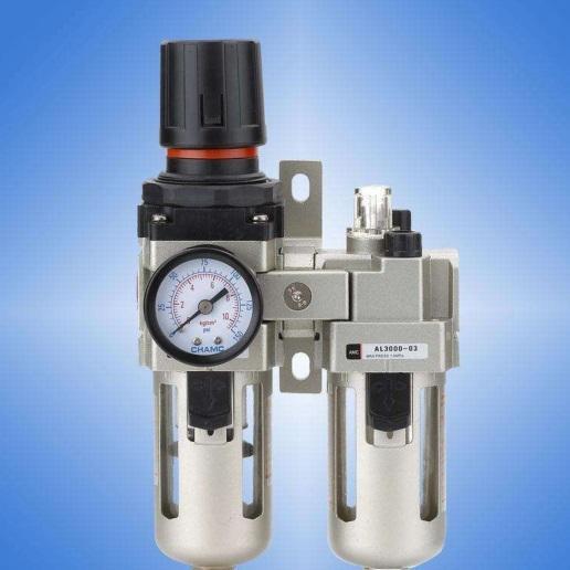 SMC过滤器压力表型号